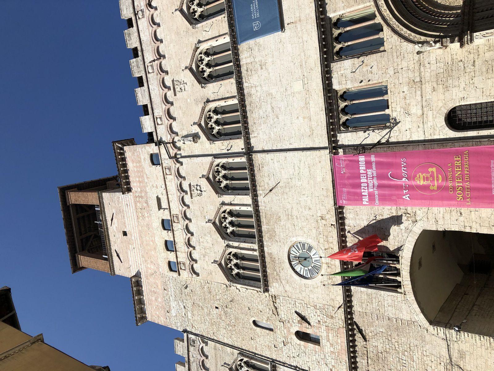 In viaggio tra Assisi, Spello, Spoleto e Perugia.