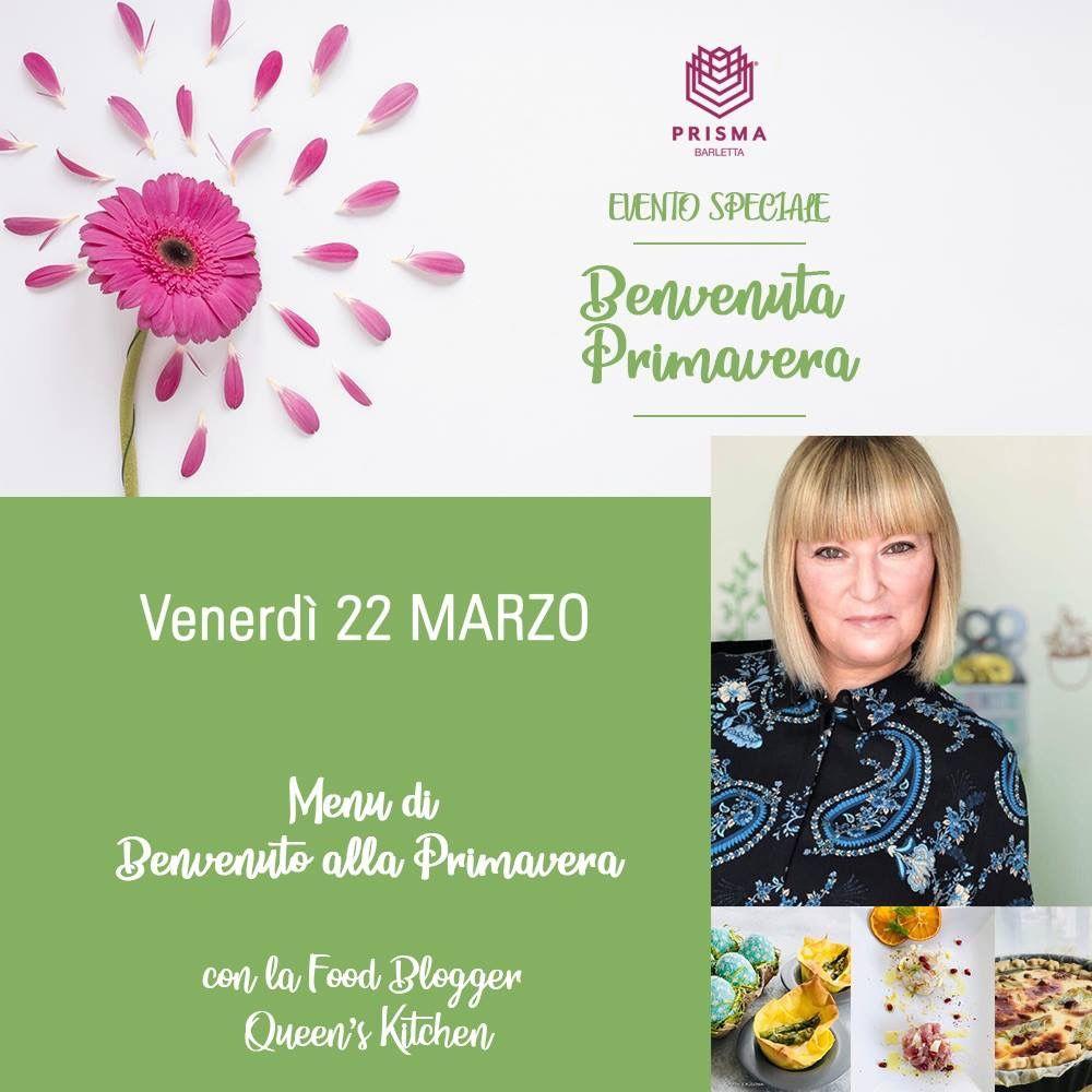 Domani preparerò questo dolce allo show-cooking presso Prisma Store Barletta.