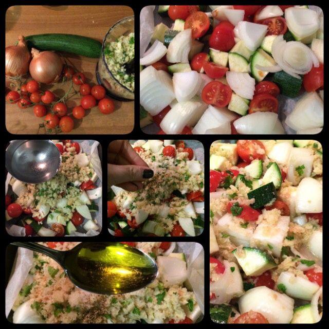 terrina di verdure al forno