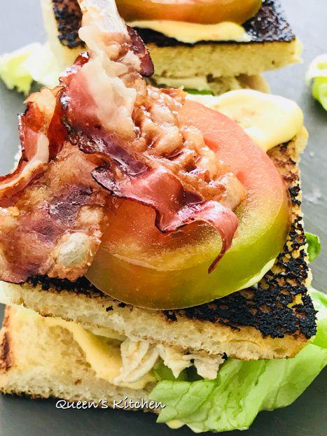 Club Sandwich e Cocktail Negroni