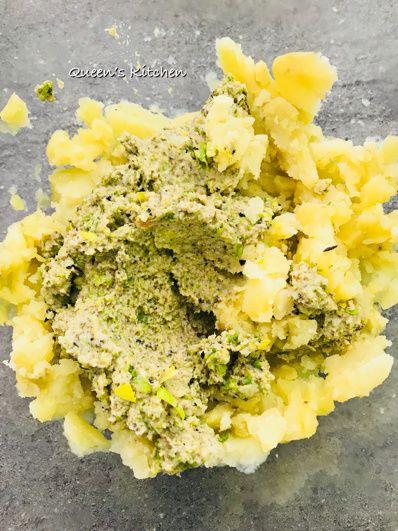 Crocchette di Sedano con Maionese al Pomodoro