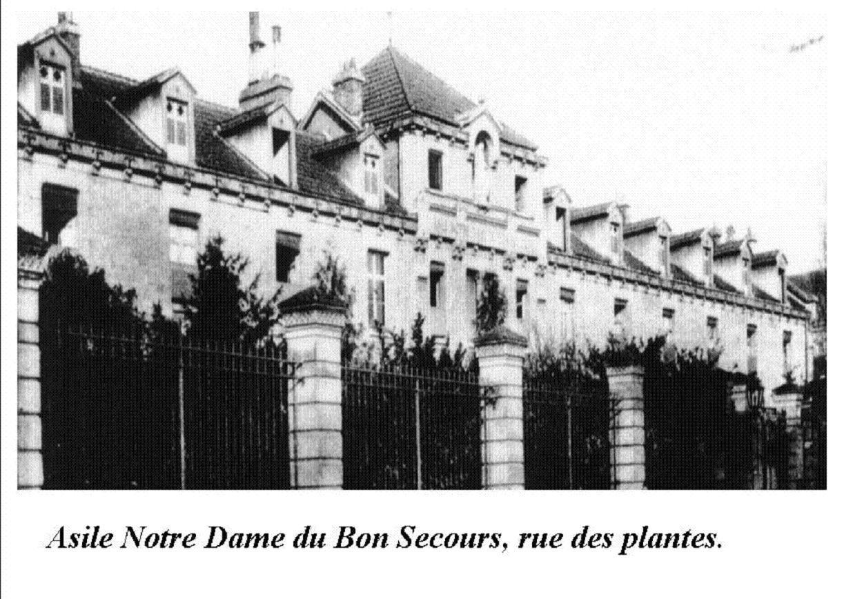 Du Grand-Magasin Parisien à leurs œuvres sociales 8/22 par JP Franssens.