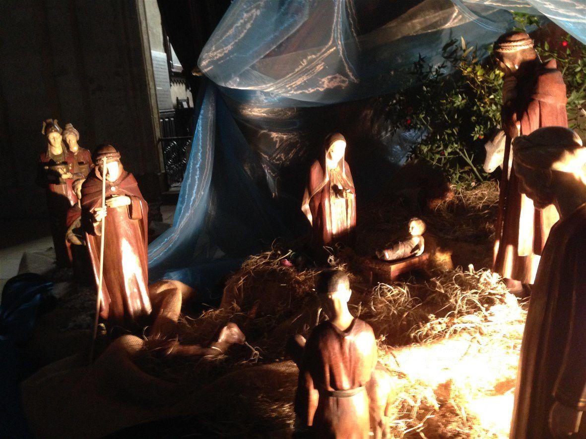 Crèches des églises de Bordeaux