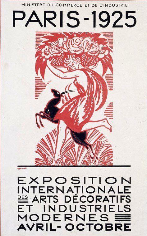 Affiche 1925