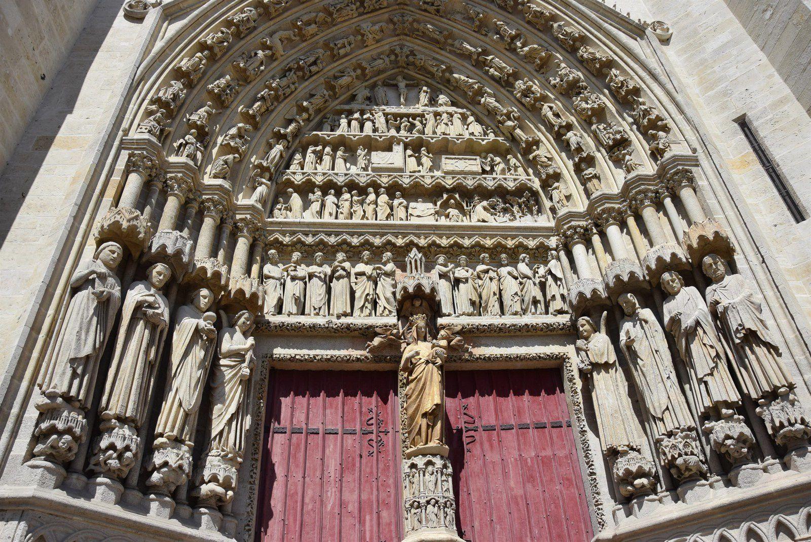 En passant par Amiens et sa Cathédrale 1/ 2
