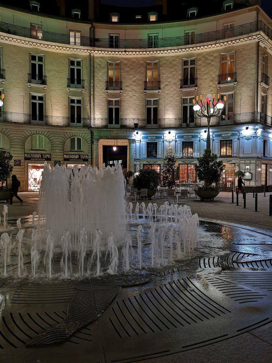 Ambiance Noël à Nantes