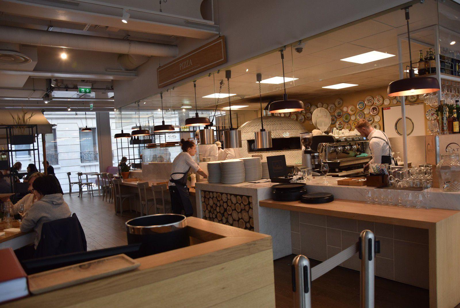 Eataly ou votre ancien restaurant d'entreprise BHV