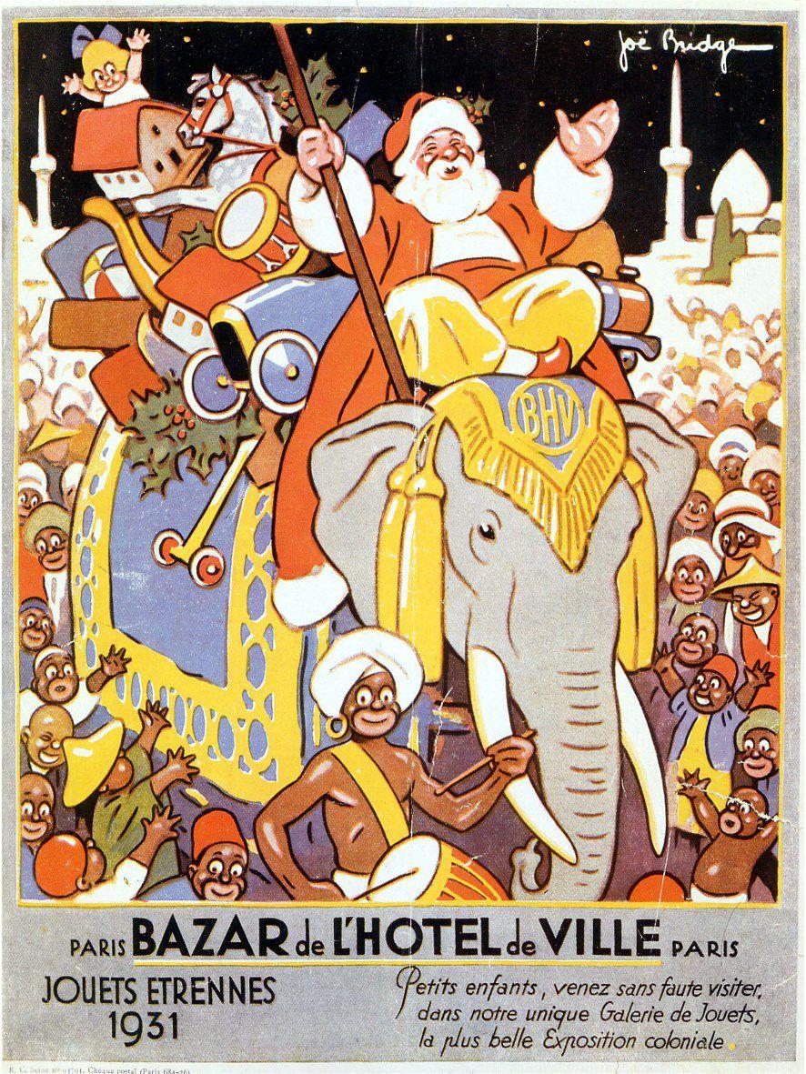Mémoires : Le BHV à travers l'Histoire n°46   en 1931