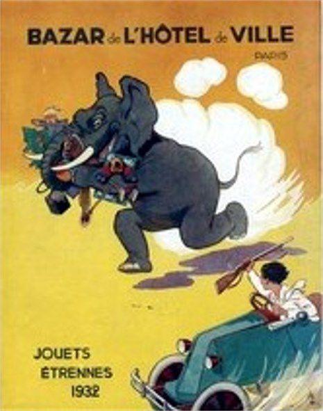 Mémoires : Le BHV à travers l'Histoire n°47   en 1932