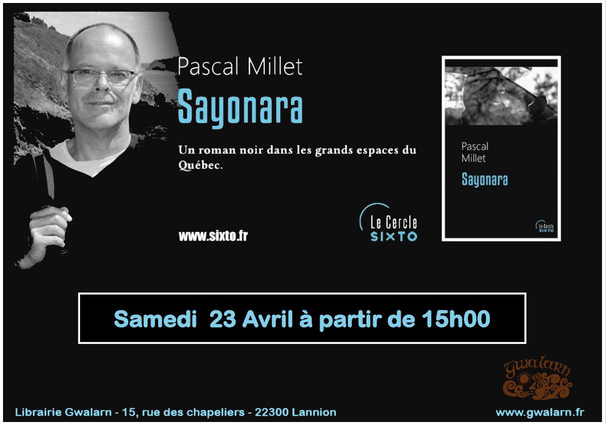 Rencontre avec Pascal Millet