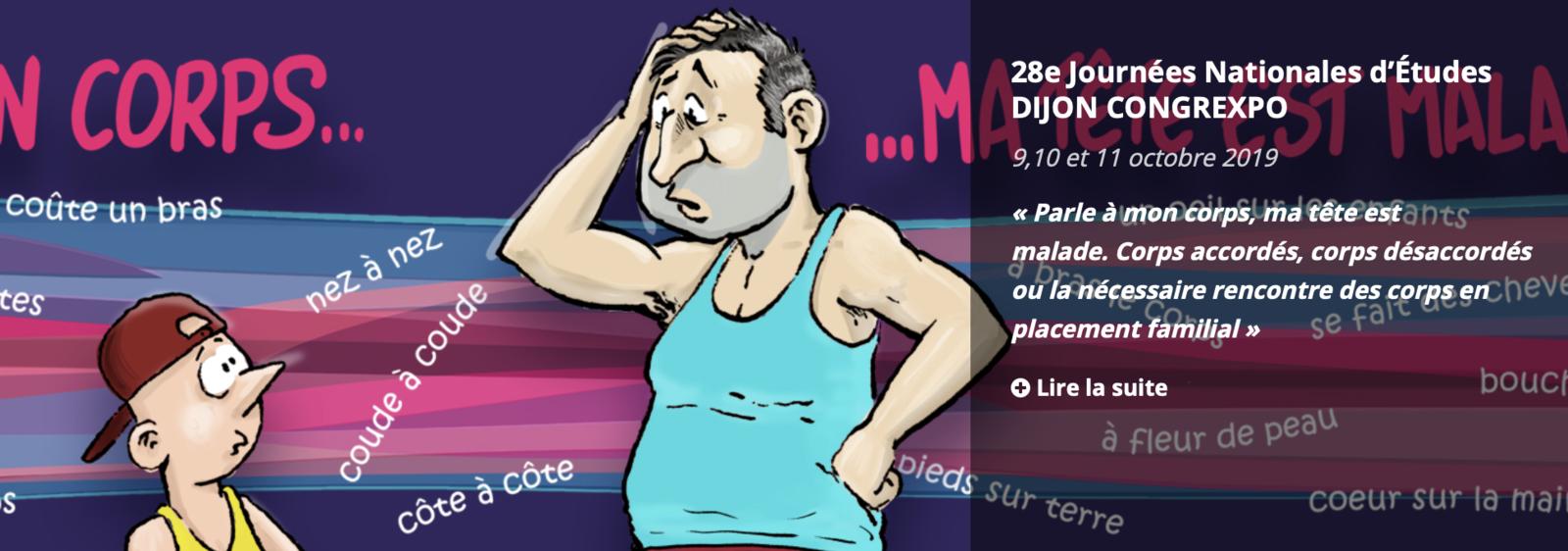 """SÉMINAIRE ANPF / 10-10-19 / Conf. """"Violence= mème mimé""""..."""
