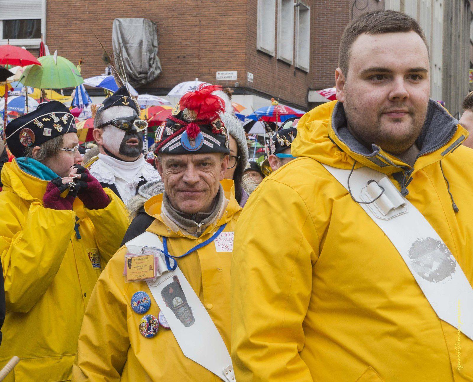 La Visschersbende Bande de Dunkerque 2017