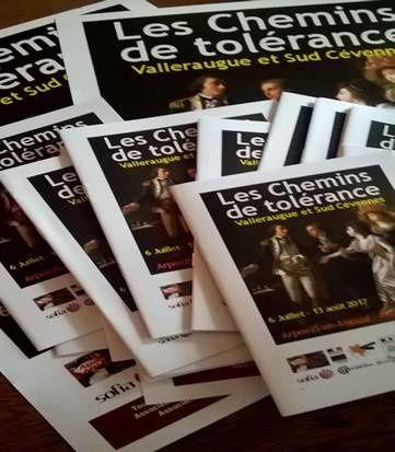 Festival Les chemins de tolérance, 3e édition, juillet-août 2017, association Active