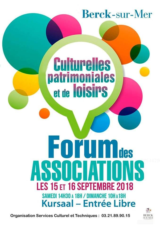 Forum des Associations de Berck sur Mer