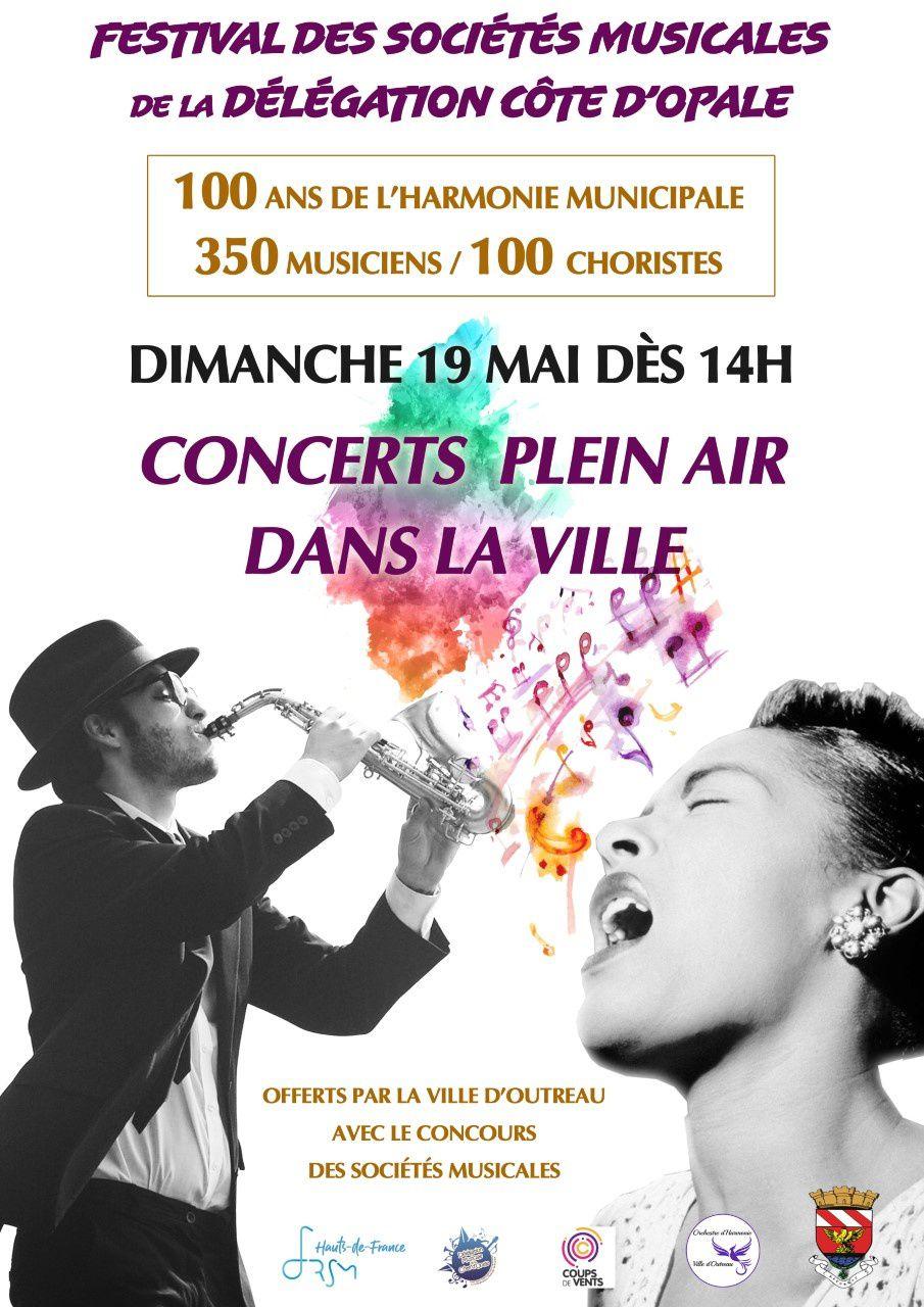 Festival de la Délégation de la Côte d'Opale 2019