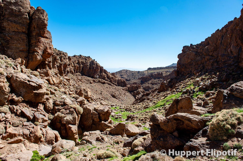 Trek dans le Djebel Siroua