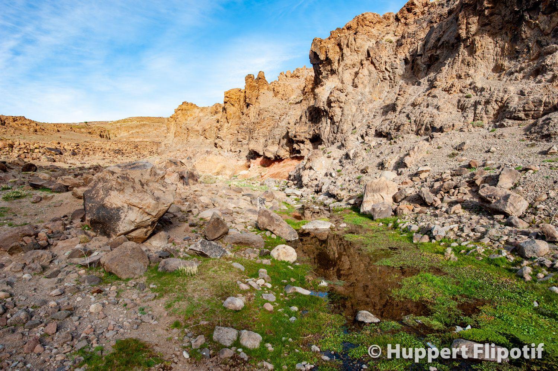 Gorge et Oued randonnée Siroua