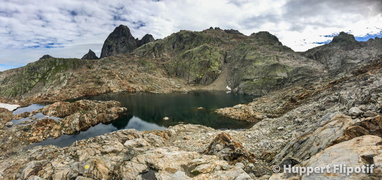 Chamonix Mont Blanc - Tour des Aiguilles Rouges