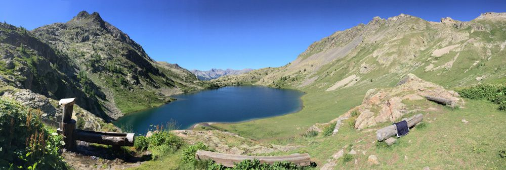 Lacs de Vens Saint Etienne de Tinée