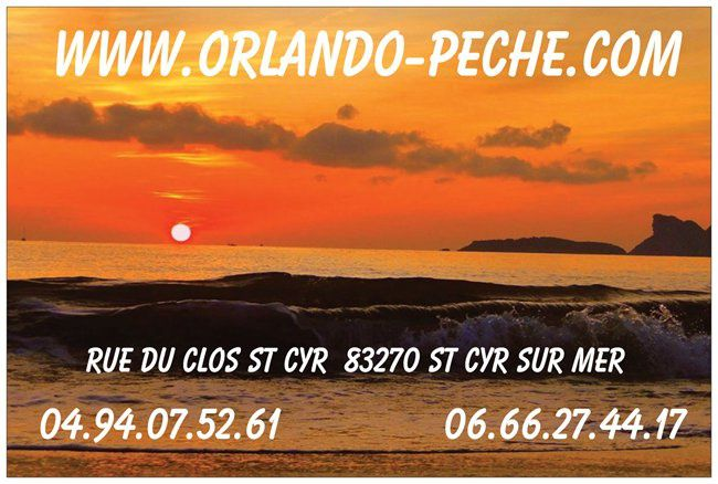 nouvelle adresse orlando peche real fishing distribution