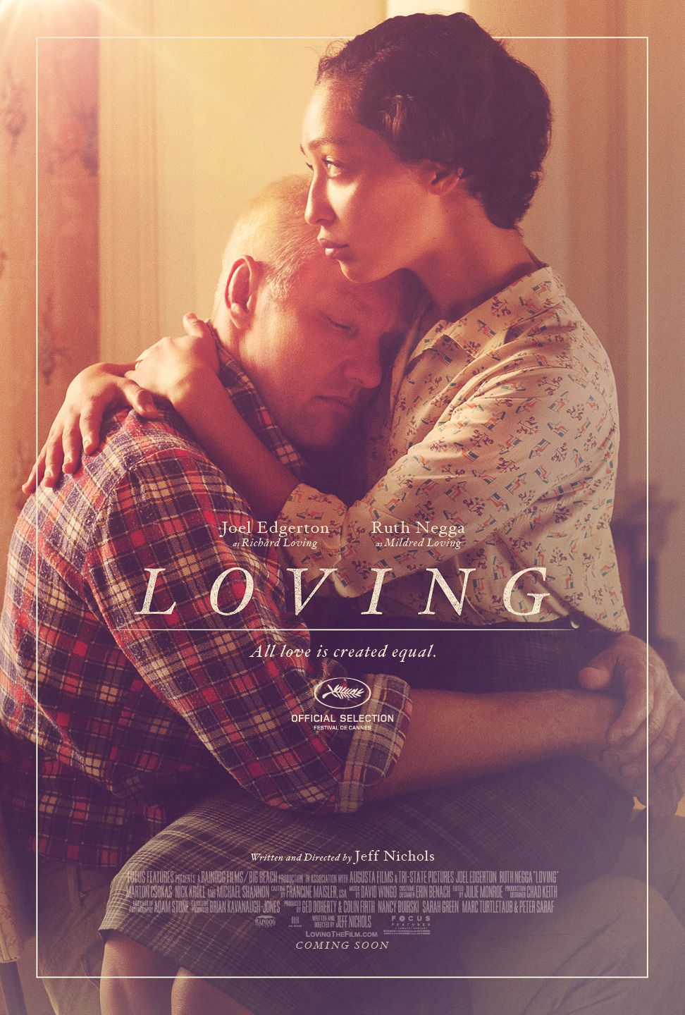 LOVING - la critique
