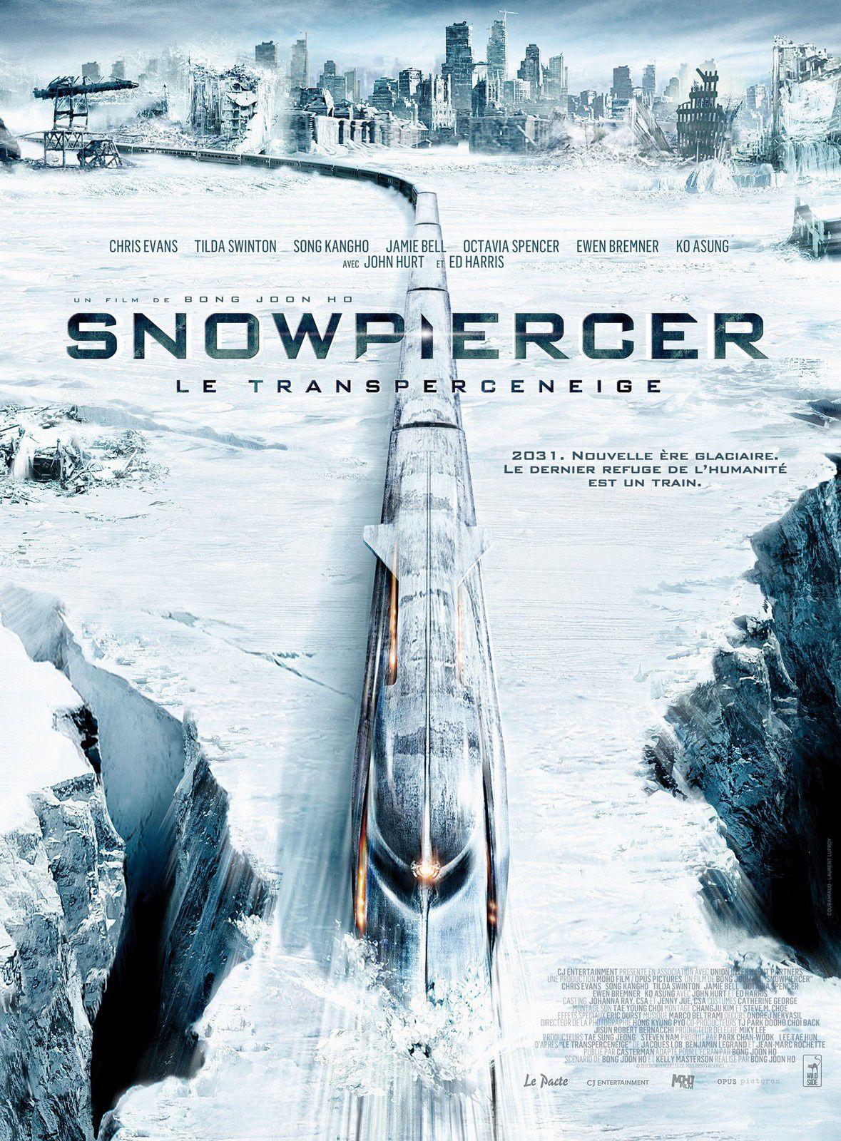 SNOWPIERCER, le Transperceneige - la critique