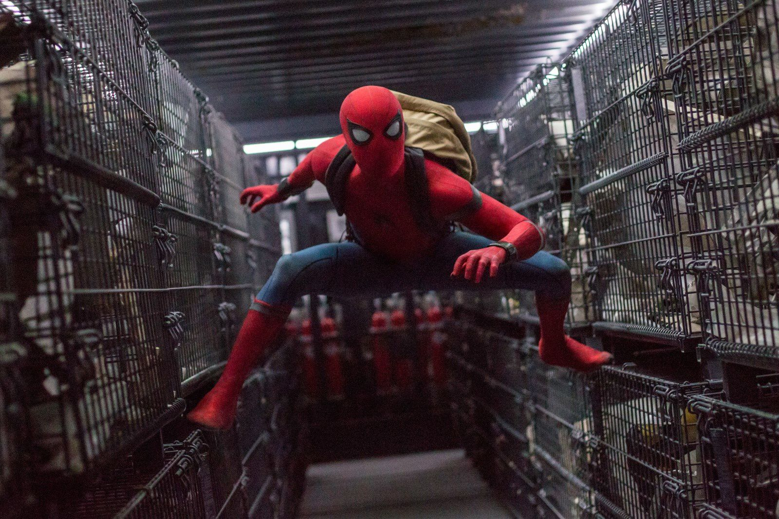 SPIDER-MAN : HOMECOMING - la critique