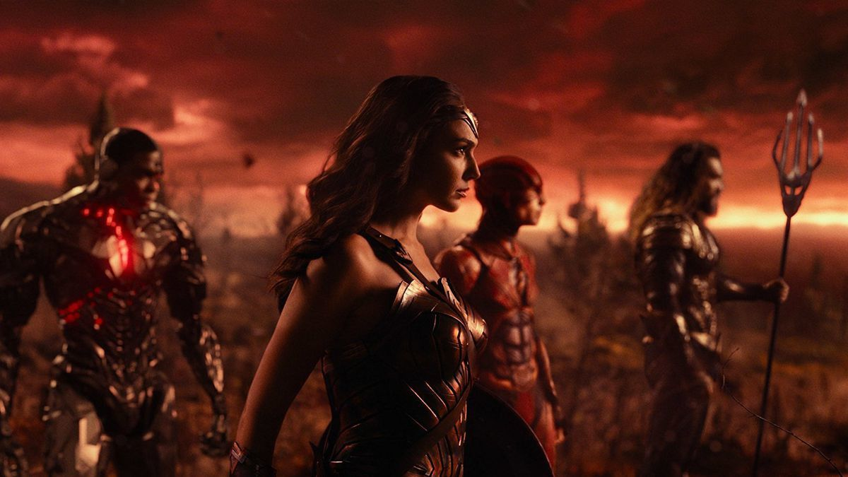 JUSTICE LEAGUE - la critique