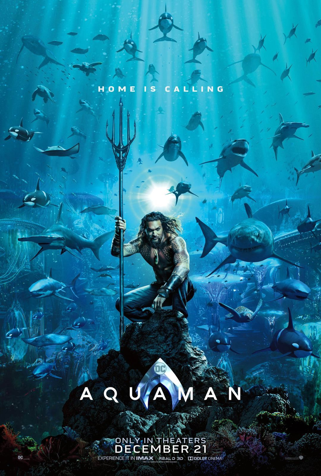 AQUAMAN - la critique