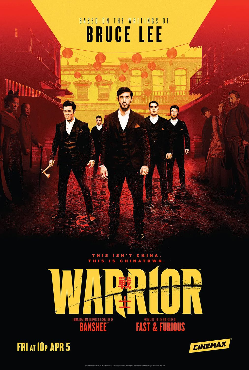 WARRIOR - critique pilote