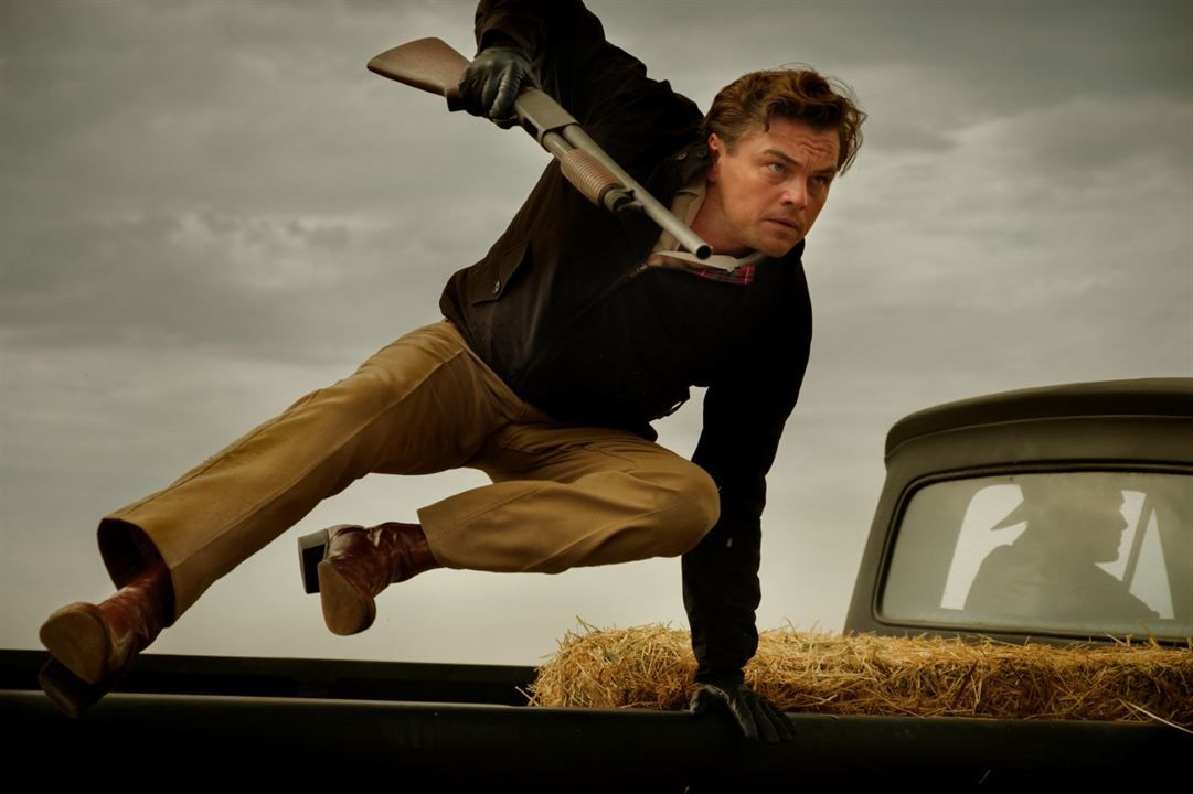 ONCE UPON A TIME... IN HOLLYWOOD - la critique