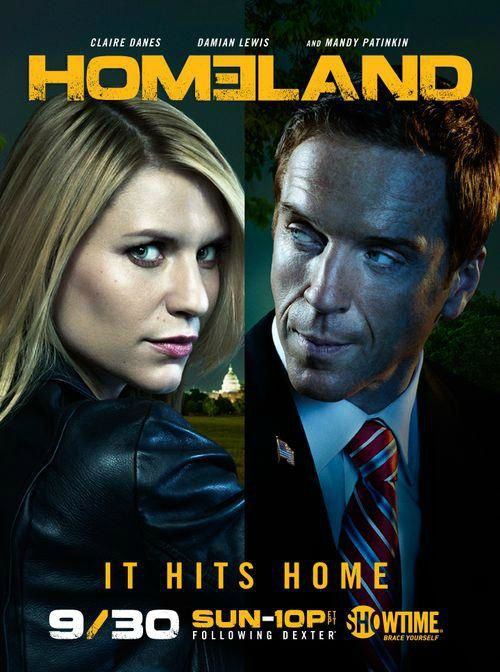 HOMELAND - saison 2 - la critique