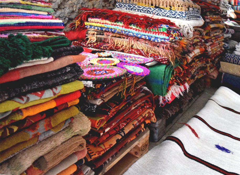 Grand choix de tapis kilims anciens