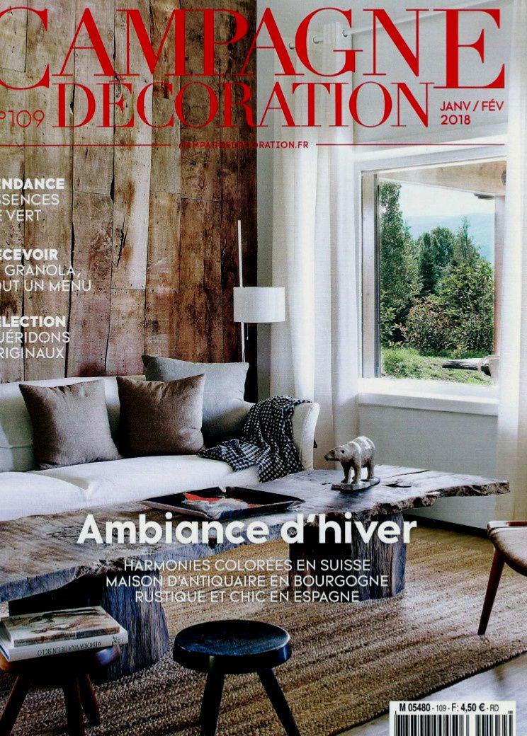 Magazine CAMPAGNE ET DECORATION