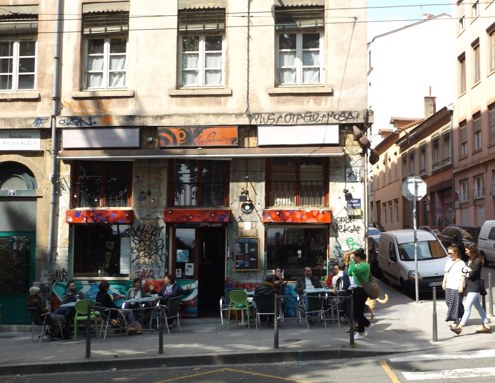 Bistrot populaire