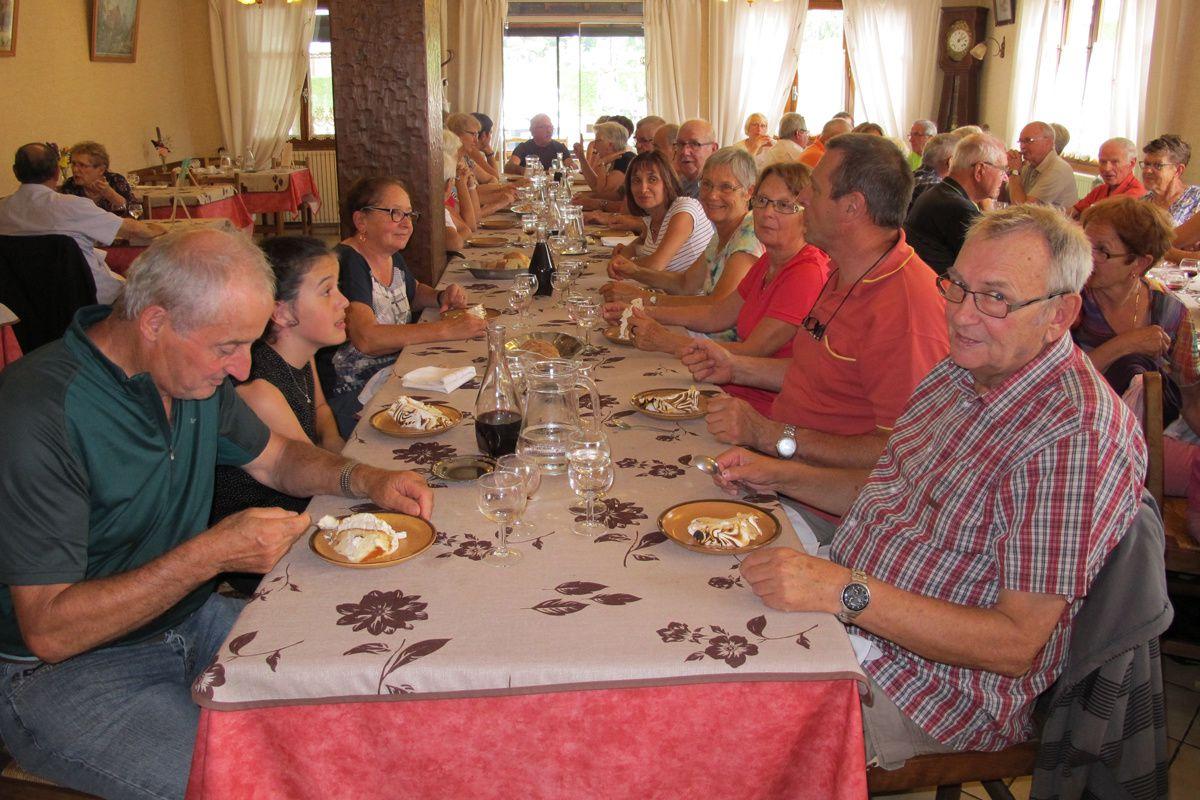 Journée familiale du 9 juillet 2017 à La Bastide-l'Evêque