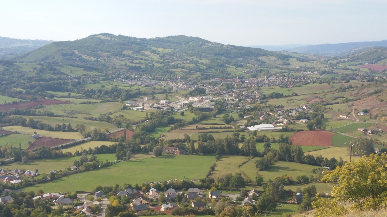 Le village de St Christophe
