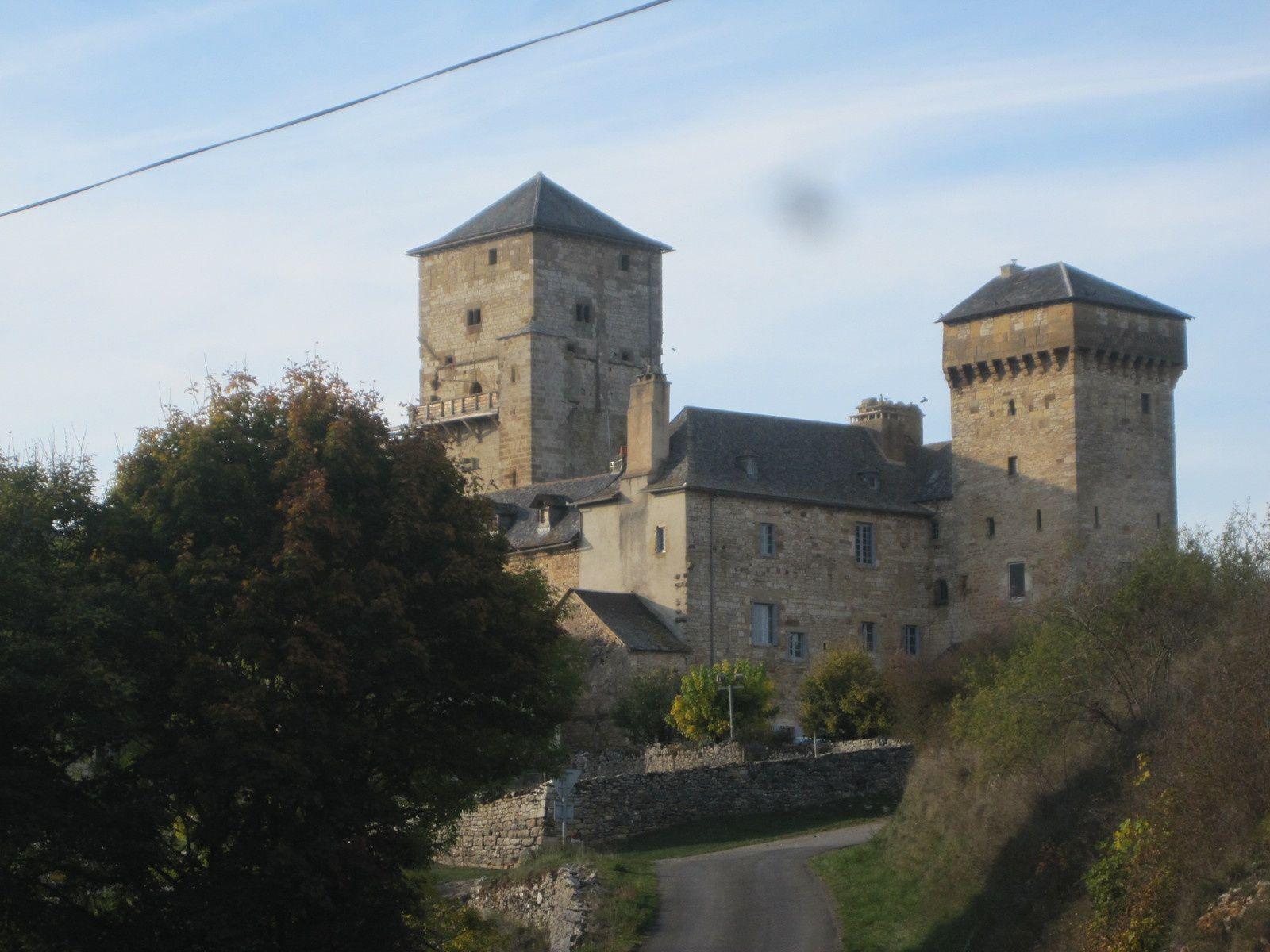 le Chateau de Galinières