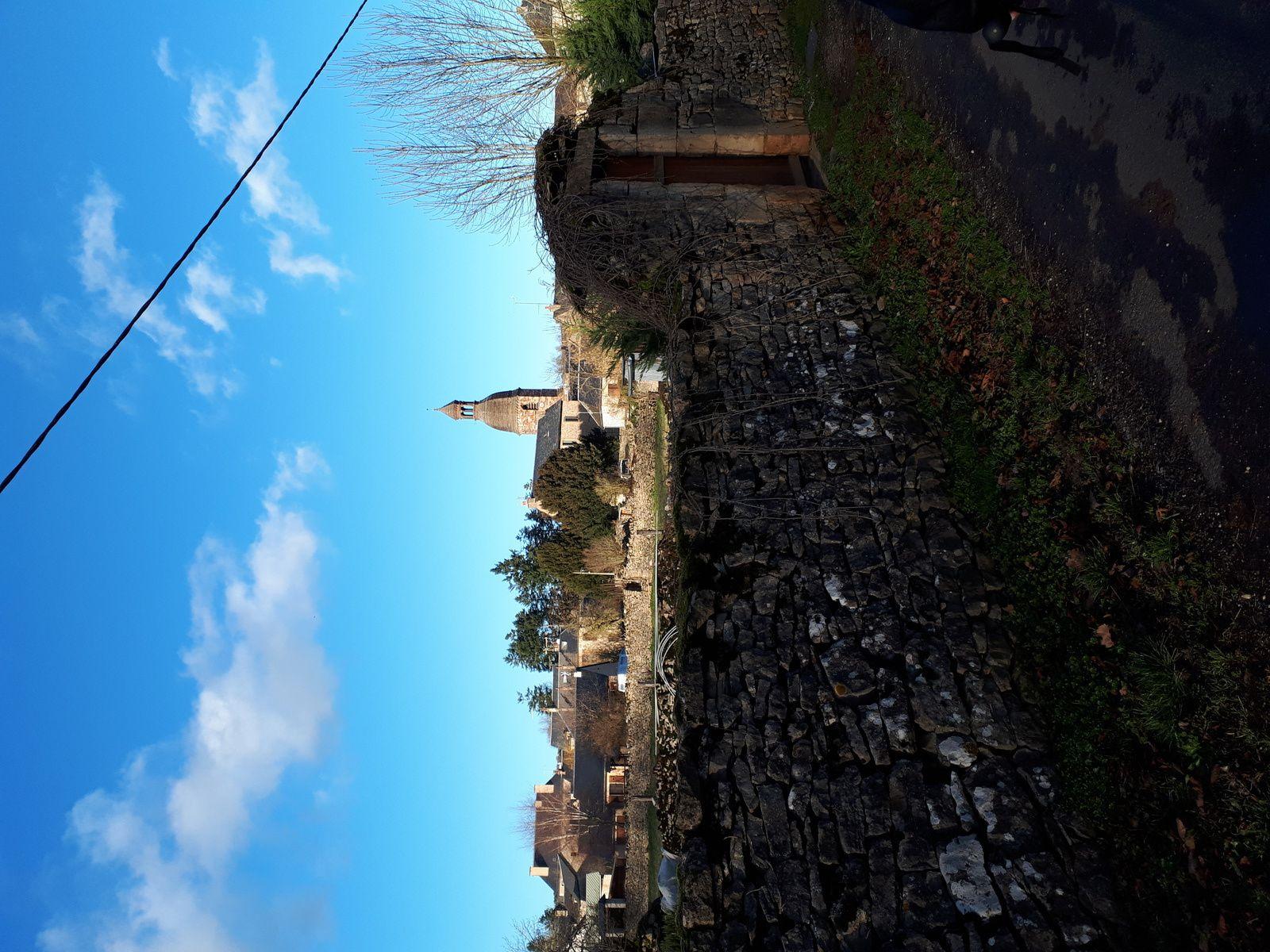 "Rando du Jeudi 01 Février 2018 ""Chemin de Montagnac"""