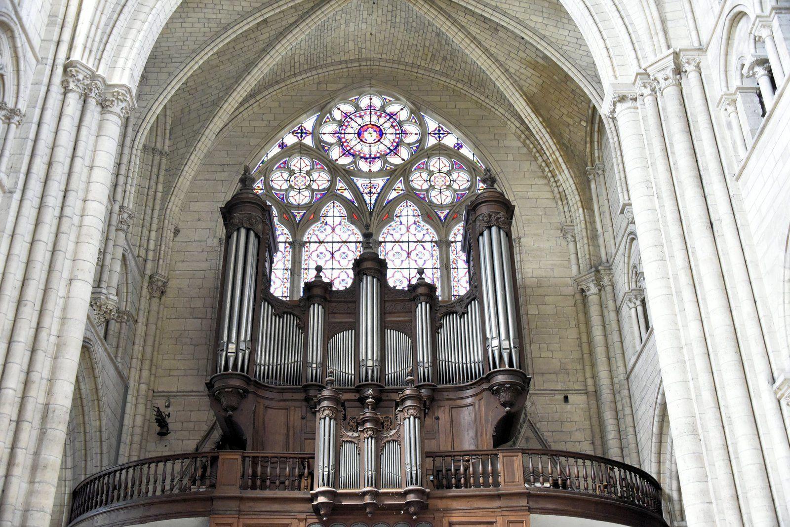 La cathédrale ST-Etienne de SENS