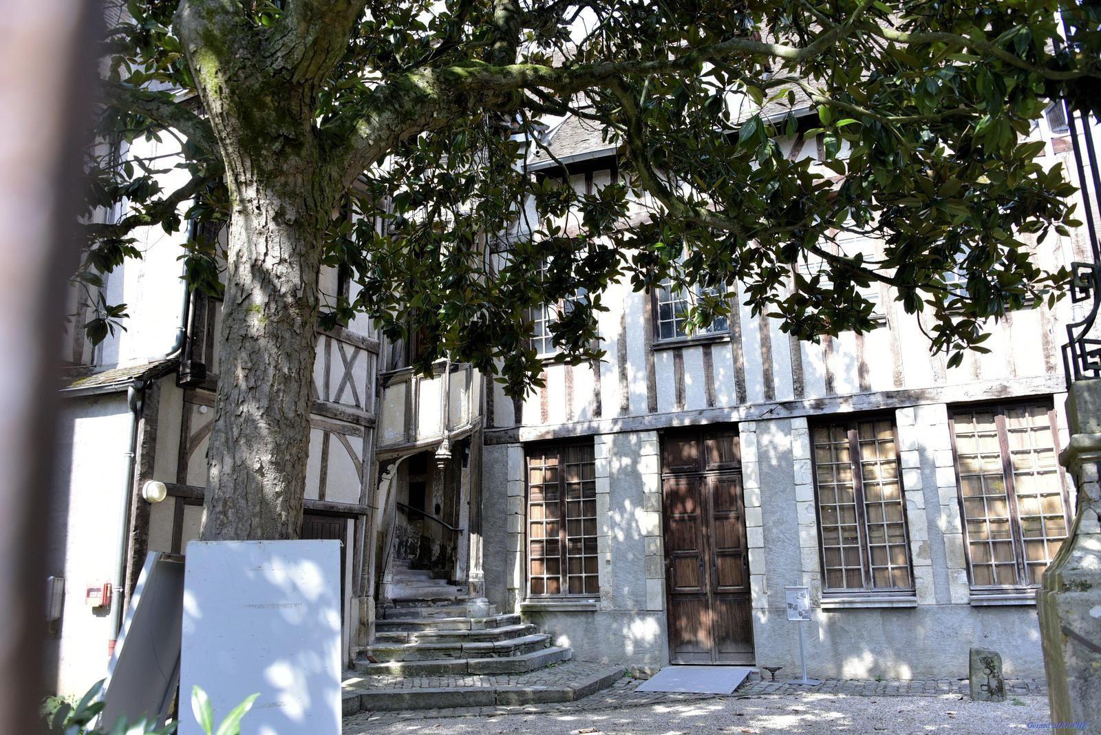 La maison Jean Cousin à SENS