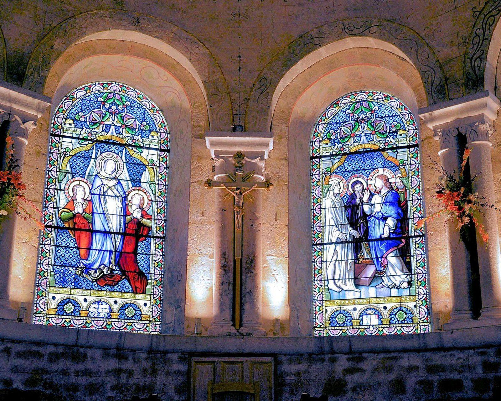 Vézelay, la basilique Sainte-Madeleine
