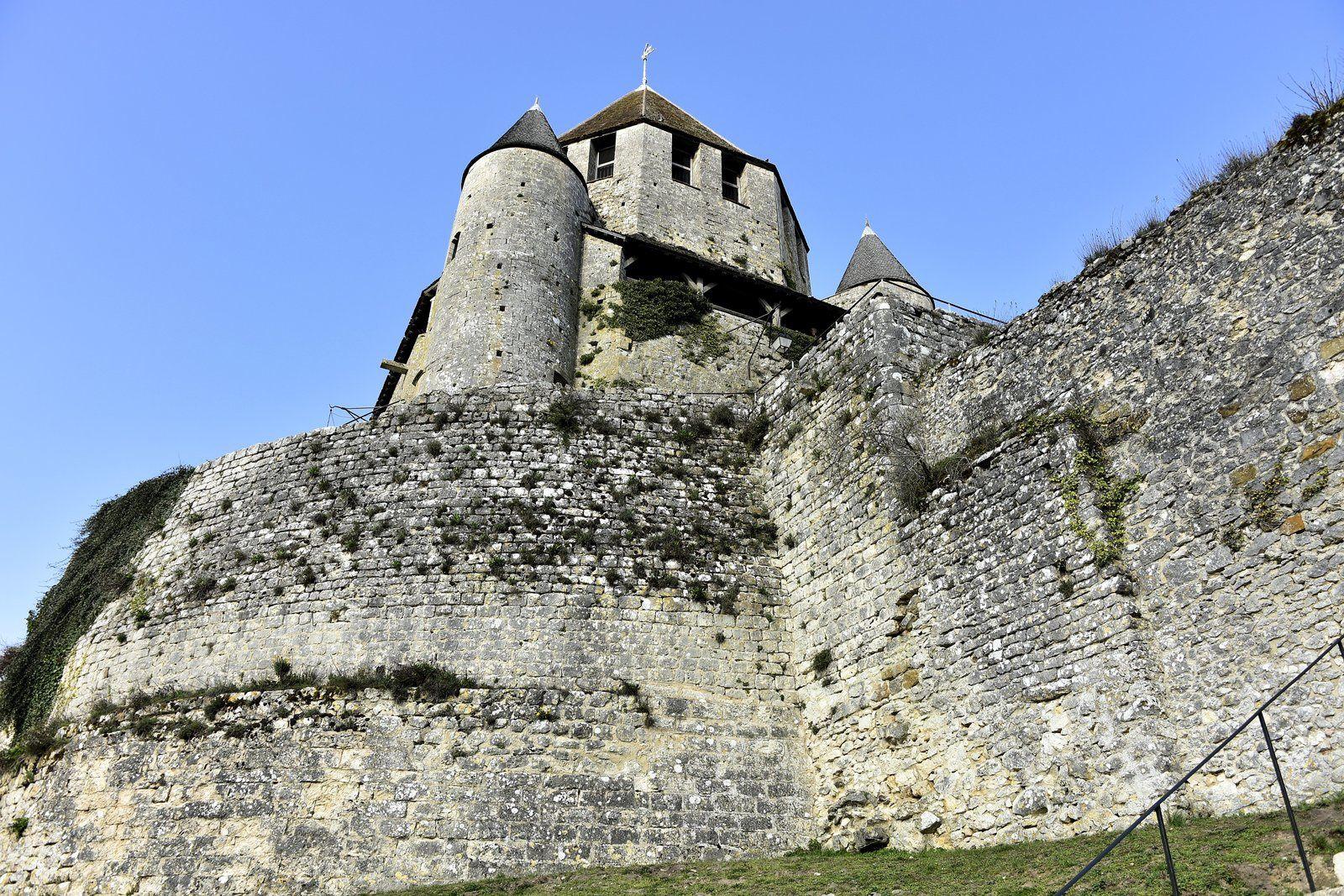 Le 24/03/2019 Balade à la cité médiévale de Provins. (1)