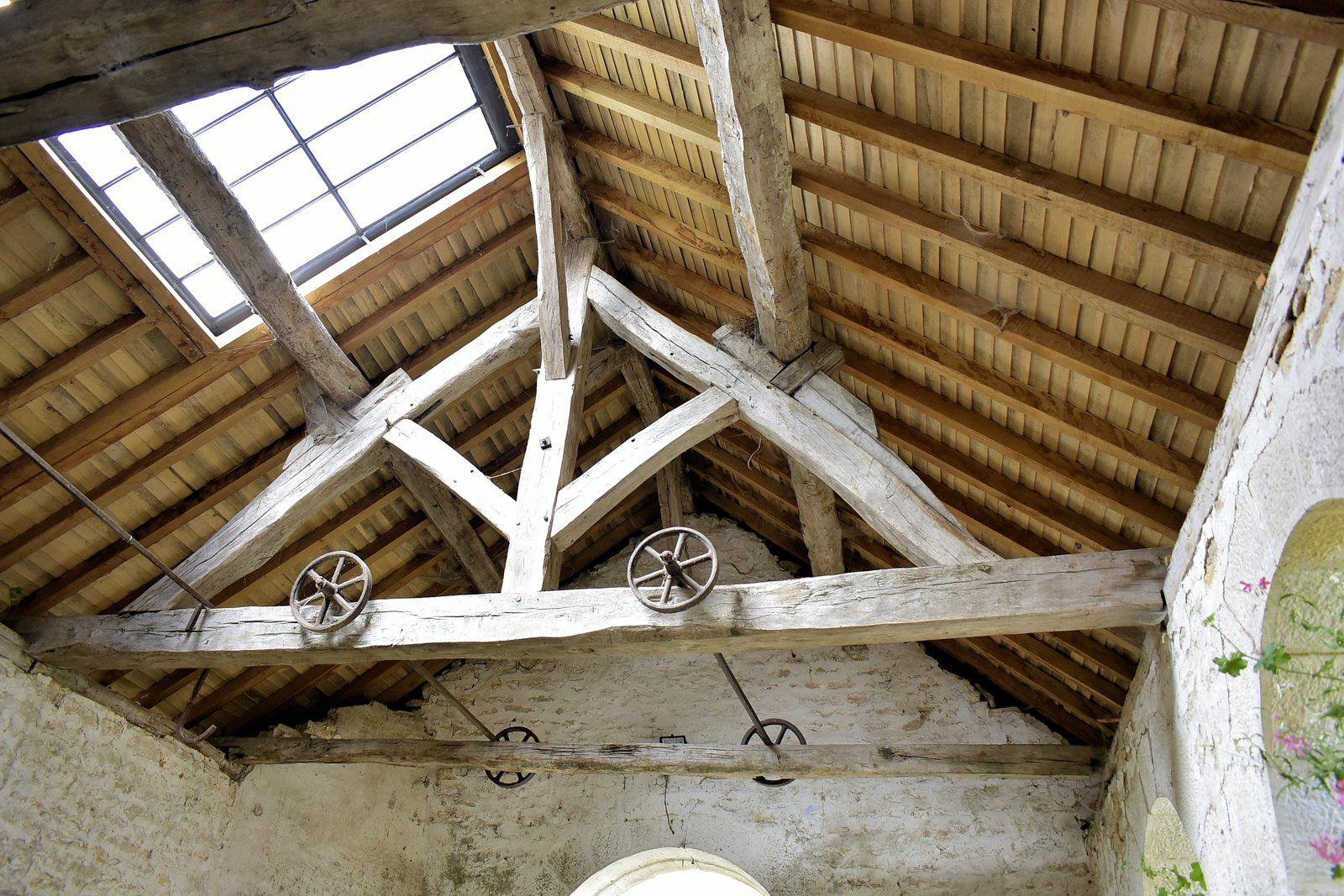 Noyers sur Serein. l'Yonne en région Bourgogne-Franche-Comté.