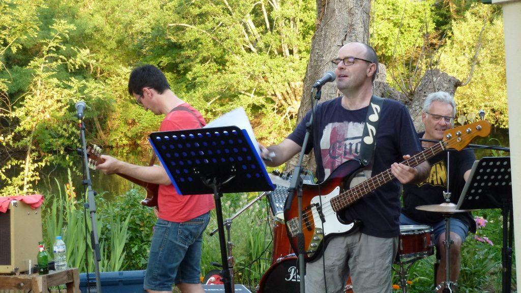 Du ROCK au jardin pour la fête de la musique!