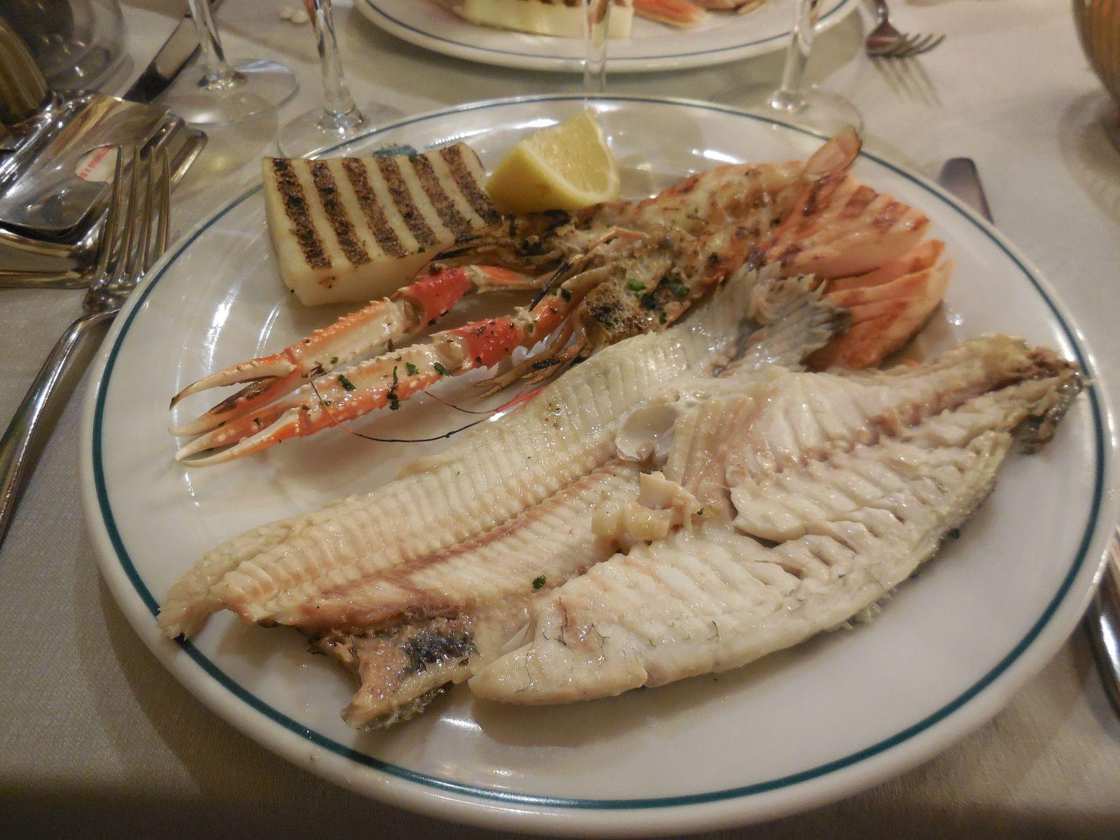 Ah, ne pas oublier la gastronomie vénitienne! (Faire attention tout de même aux devantures de restaurants qui attirent l'oeil...à l'intérieur, il peut y avoir de mauvaises surprises!)