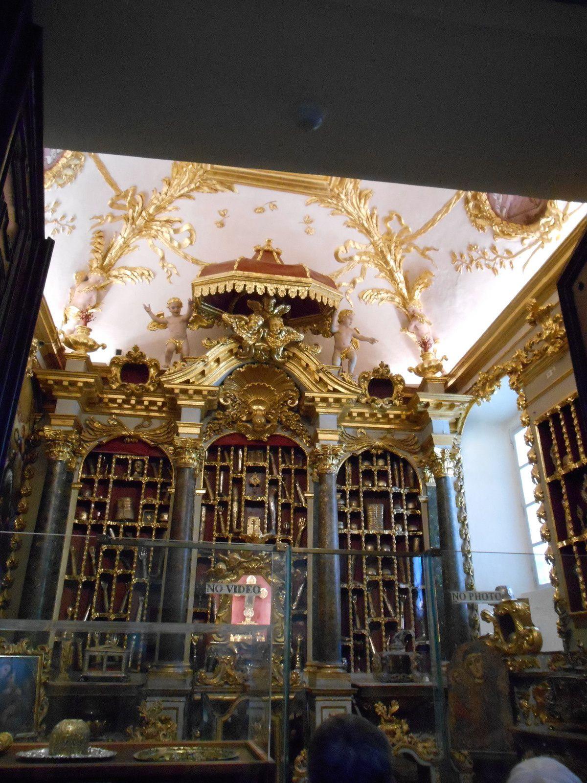 Le trésor de la cathédrale.