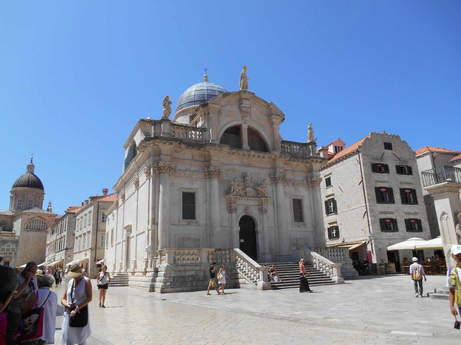 L'église Saint-Blaise.