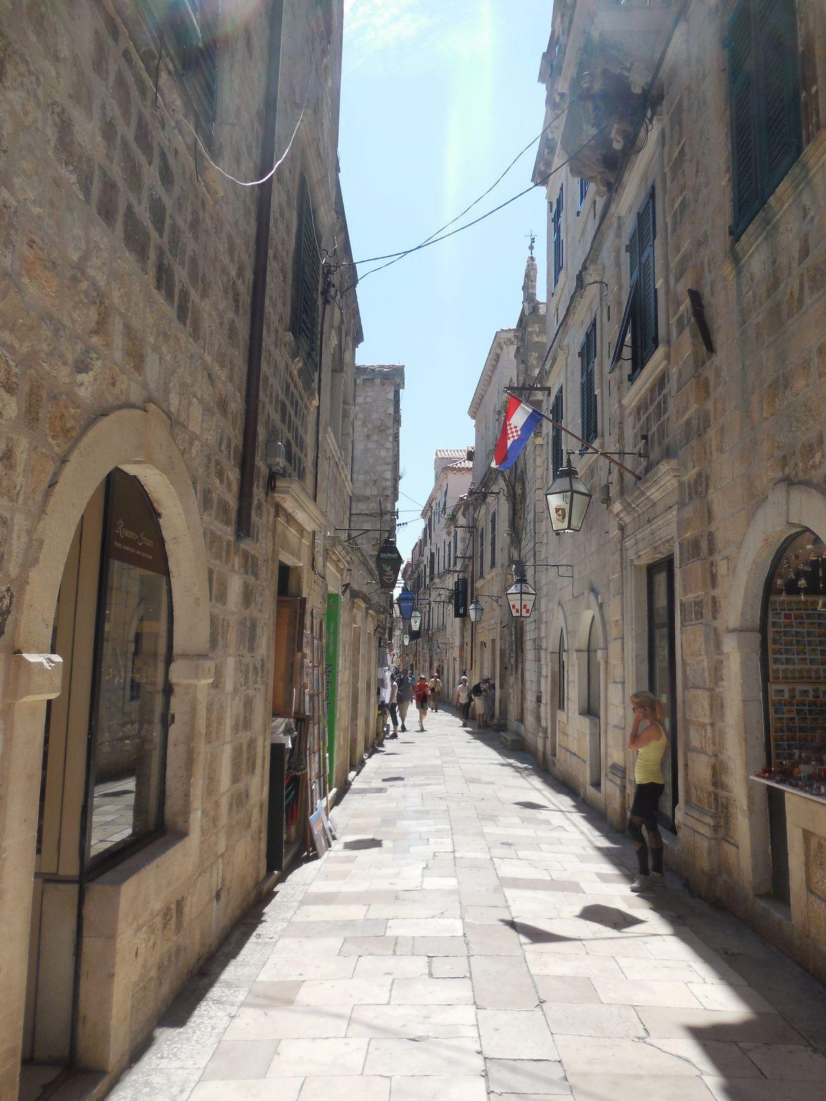 "Dubrovnik: ""La perle de l'Adriatique"""