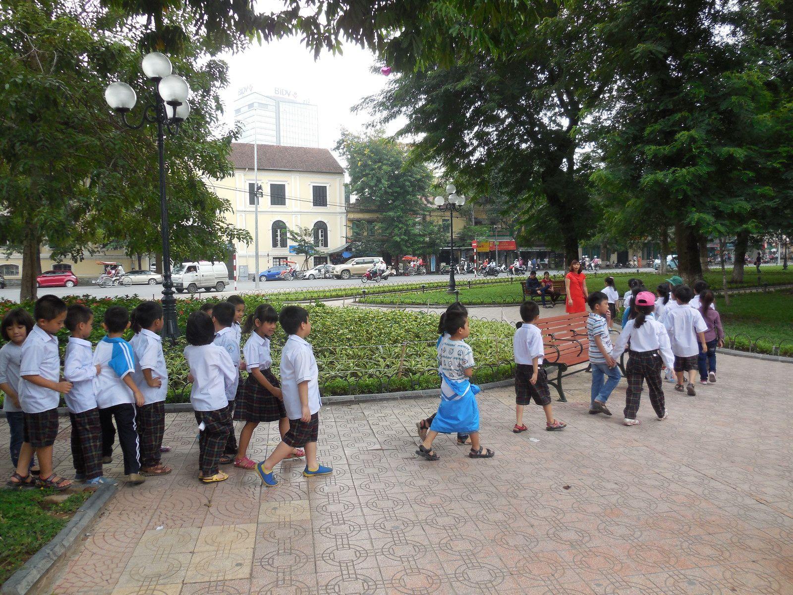 Viet Nam: 13ème journée - Hanoï